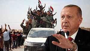 Cumhurbaşkanı Erdoğan'dan Münbiç açıklaması,