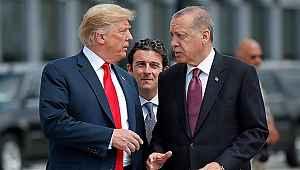 Cumhurbaşkanı Erdoğan'dan Trump'a mektup cevabı