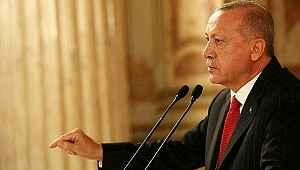 Cumhurbaşkanı Erdoğan'dan Türkiye'ye silah satmayan ülkelere gözdağı