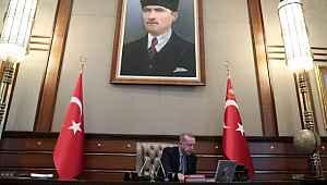 Cumhurbaşkanı Erdoğan'ın harekat emrini verdiği o an
