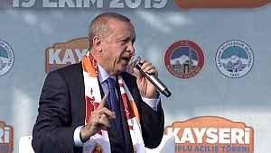 """Cumhurbaşkanı Erdoğan: """"Olursa olur, olmazsa 120 saatin bittiği dakika kaldığımız yerden devam ederiz"""""""