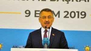 Cumhurbaşkanı Yardımcısı Fuat Oktay operasyonla ilgili konuştu - Bursa Haberleri