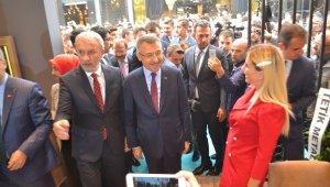 """Cumhurbaşkanı Yardımcısı Oktay: """"Türkiye büyük bir ülke"""" - Bursa Haberleri"""