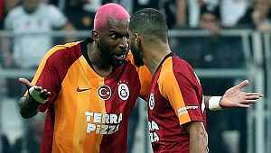 Derbi maçta Belhanda ile Babel tartıştı