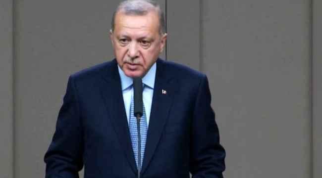 Erdoğan'dan, Rusya ziyareti öncesi teröristlere verilen süreyle ilgili açıklama