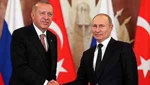 Erdoğan ile Putin'in görüşeceği yer ve zaman belli oldu