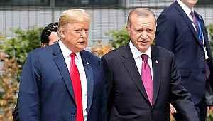 Erdoğan ve Trump arasında kritik telefon görüşmesi: Erdoğan Washington'a gidiyor