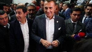 """Fikret Orman: """"İç çekişmeler Beşiktaş'a zarar verir"""""""