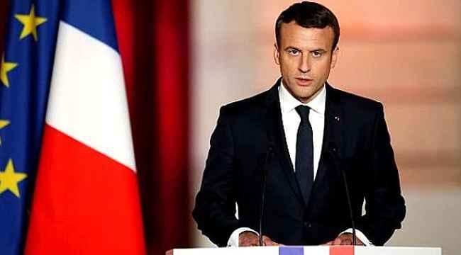 Fransa, açık açık teröristleri desteklediğini ilan etti