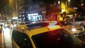 Güngören'de silahlı çatışma... 1 ölü 3 yaralı