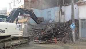 Gürsu metruk binalardan arındırılıyor - Bursa Haberleri
