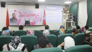 Gürsulu kadınlara meme kanseri semineri - Bursa Haberleri