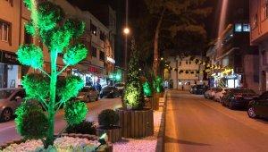 Gürsu'nun caddeleri ışıldıyor - Bursa Haberleri