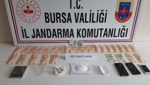 İnegöl'de uyuşturucu operasyonunda 3 gözaltı - Bursa Haberleri