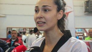 """İrem Yaman: """"Olimpiyatlar için altın madalya istiyorum"""""""