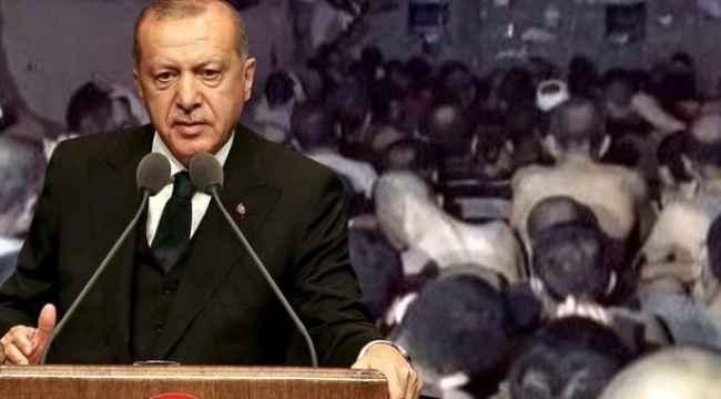 İşte Erdoğan'ın 'Yakaladık' dediğini teröristlerin ilk görüntüsü