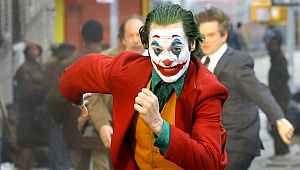 Joker'e damga vurmuştu... Binlerce insan fotoğraf çekmek için akın etti