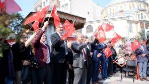 Karacabey Barış Pınarı Harekatı'na destek için kenetlendi - Bursa Haberleri