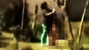 Kavga ettiği komşusunun köpeğini çocuklarının gözü önünde işkence yaparak öldürdü