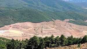 Kaz Dağları'ndaki Alamos Gold firmasına ikinci kez ruhsat çıkmadı