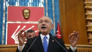 """Kılıçdaroğlu:, """"'Yurtta barış dünyada barış'ı savunan bir zihniyetteyiz"""""""
