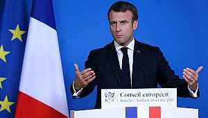 Macron'dan küstah sözler: