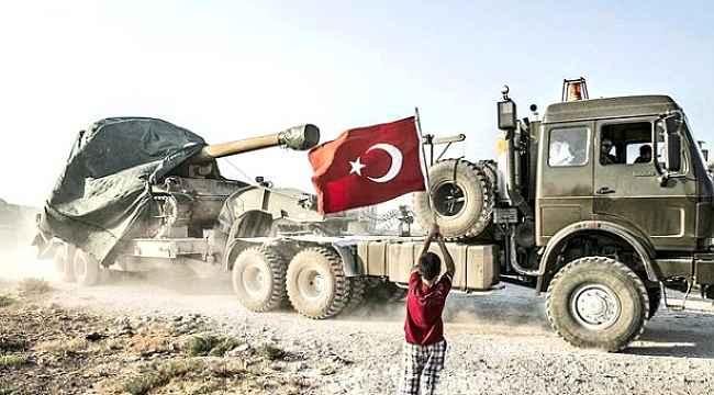 Mehmetçiğin, Barış Pınarı Harekatı bölgesine gitme anı gündem oldu