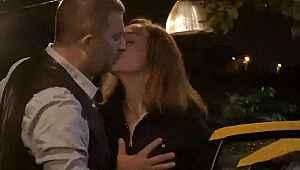 Mesut ile Seray'ın öpüşmesi Arka Sokaklar'a damga vurdu