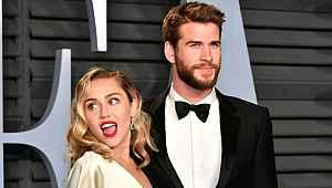Miley Cyrus'tan, yeni sevgilisiyle yatak pozu