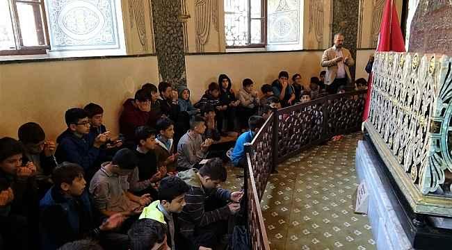 Minik öğrencilerden orduya Fetih süreli destek - Bursa Haberleri