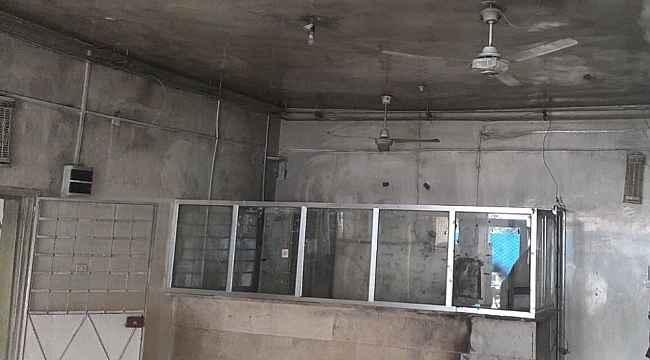 """MSB: """"PKKYPG tarafından Tel Abyad Hastanesi'ndeki malzemelerin yakıldığı tespit edildi"""""""