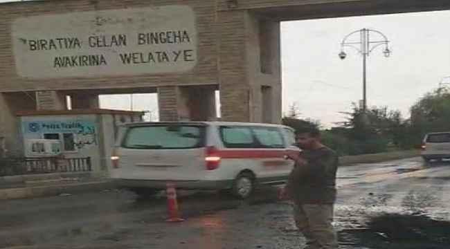 """MSB: """"PKKYPG'li teröristlerin bölgeden çıkışı yakından takip ediliyor"""""""
