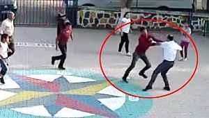 Öğretmeni darp eden zanlılar tutuklandı