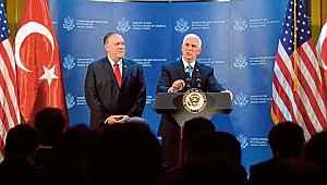 Pompeo'dan ABD-Türkiye mutabakatına ilişkin açıklama