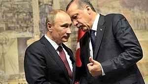 Putin, Cumhurbaşkanı Erdoğan'ı Moskova'ya davet etti