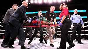 Ringi sedyeyle terk etmişti, ünlü boksör hayatını kaybetti