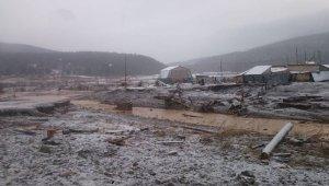 Rusya'da altın madenine ait baraj çöktü: 15 ölü