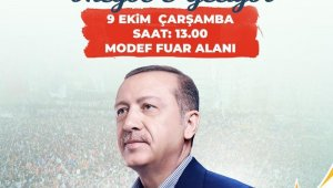 Salman Bursalıları İnegöl'e cumhurbaşkanını karşılamaya davet etti - Bursa Haberleri