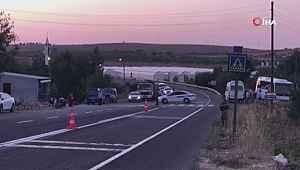 Şanlıurfa'da askerleri taşıyan otobüsle TIR çarpıştı: 1'i ağır, 16 yaralı