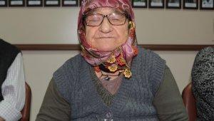 Şehit annesinden anlamlı sözler: