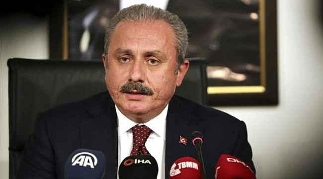 Şentop'tan Türkiye-ABD anlaşmasına ilişkin açıklama