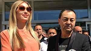 Serdar Ortaç, Chloe Loughnan'a konuşma yasağı aldırdı