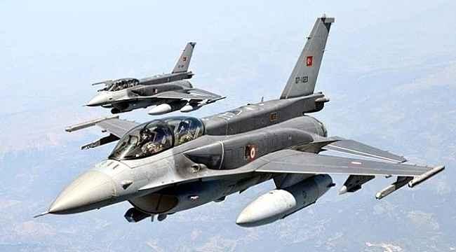 Sınırda sıcak saatler... Diyarbakır'a savaş uçağı takviyesi yapıldı