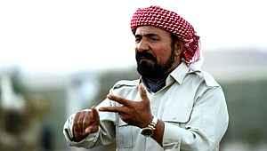 Şivan Perwer, Barış Pınarı Harekatı'na hüngüre hüngüre gösterdi