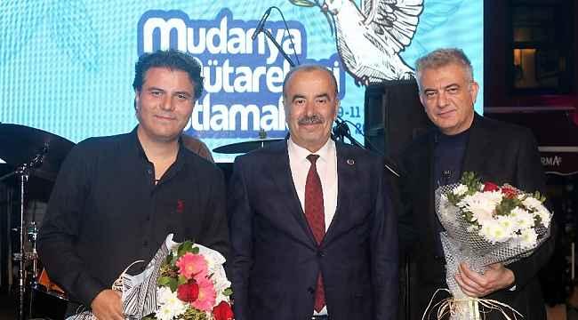 Suat Suna Ve Kürşat Başar'dan unutulmaz konser - Bursa Haberleri