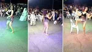 Sünnet düğünündeki skandal dans olayında 6 kişi serbest bırakıldı