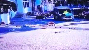 Şüpheli 'Dur' ihtarına uymayınca polisin yaptığı 'Helal Olsun' dedirtti