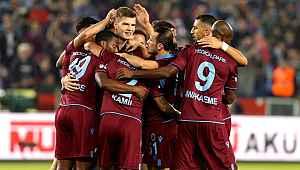 Trabzonspor 284 hafta sonra liderlik koltuğuna oturdu