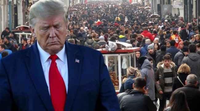 Trump'ın tehditleri Türk insanına soruldu... İşte anketten çıkan sonuç