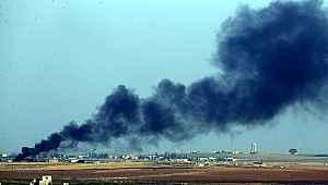 Türk jetlerinin hedefi vurması teröristin kamerasına yansıdı